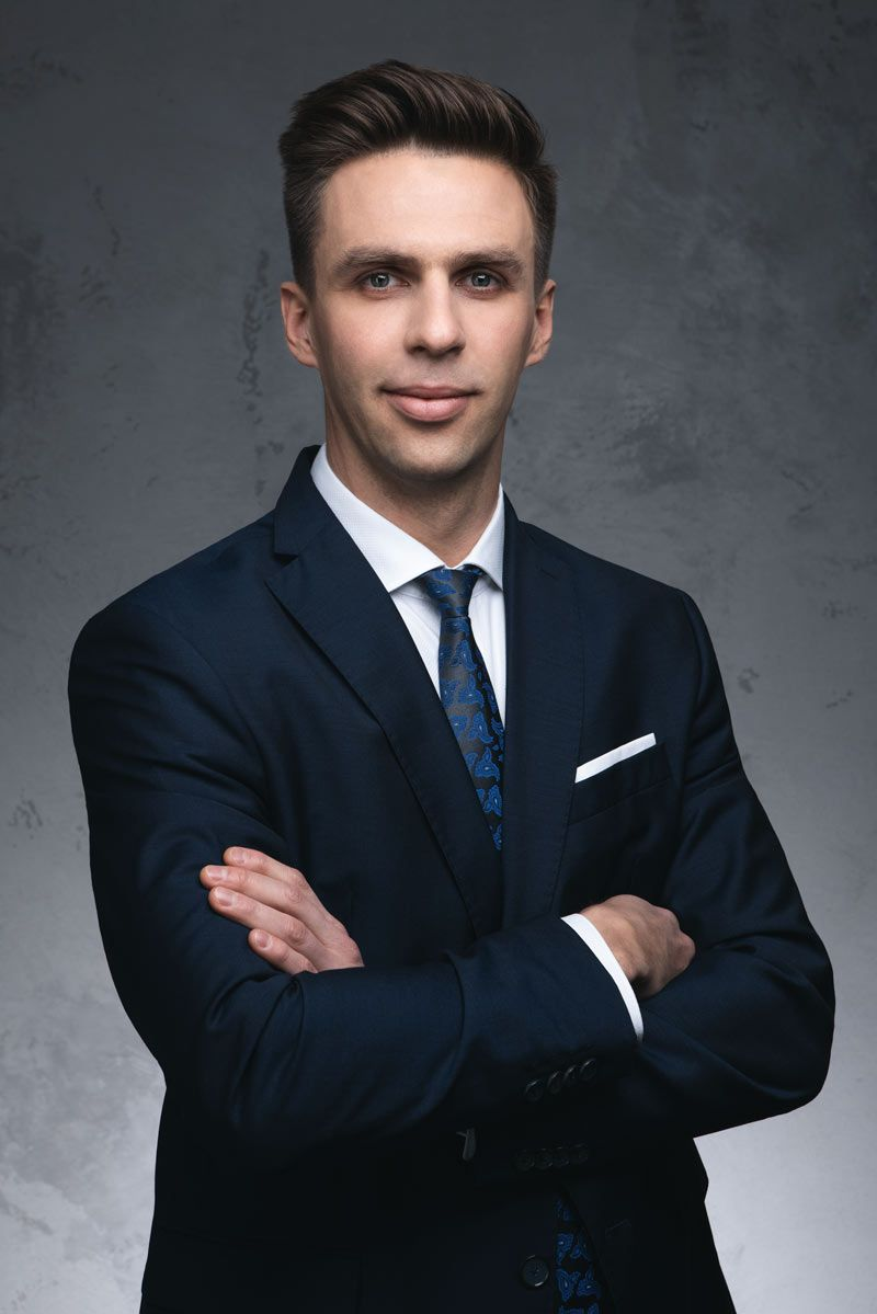 Dawid Maciejewski Kancelaria Radców Prawnych Lextra